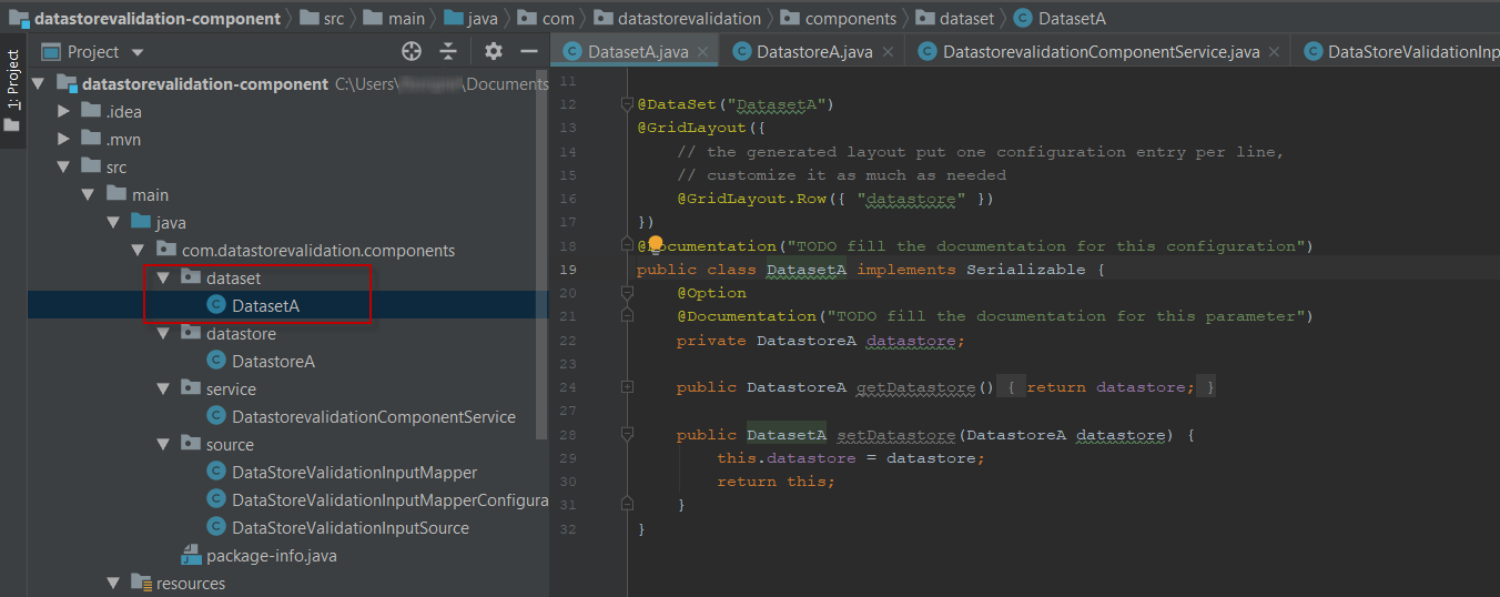 Talend Component Kit Developer Reference Guide :: Talend